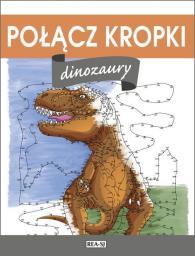 REA Połącz kropki. Dinozaury