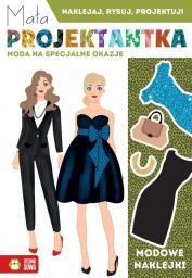 Zielona Sowa Mała projektantka. Moda na specjalne okazje