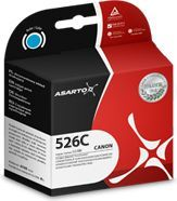 Asarto  Canon CLI-526C I iP4850/MG5150/5250/6150/8150 I cyan