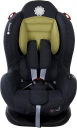 Fotelik samochodowy Sun Baby 9-25 kg oliwka ISOFIX (B06.004.1.1)