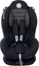 Fotelik samochodowy Sun Baby 9-25 kg szary ISOFIX (B06.004.1.2)