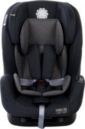 Fotelik samochodowy Sun Baby  9-36 kg szary ISOFIX (B06.002.1.2)