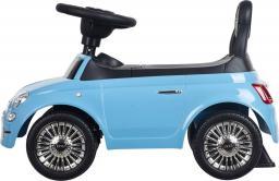 Sun Baby Jeździk Fiat 500 - Volare  niebieski (J05.026.1.2)