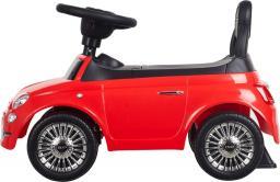 Sun Baby Jeździk Fiat 500 - Corallo czerwony (J05.026.1.1)