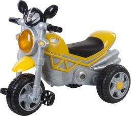 Sun Baby Jeździk motocykl Chopper - żółty ( J05.022.1.3)