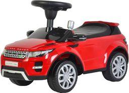 Sun Baby Jeździk Range Rover - czerwony