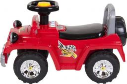 Sun Baby Jeździk Jeep ze światłami - czerwony (J05.002.1.1)