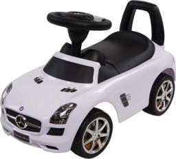 Sun Baby Jeździk Mercedes - białe ( J05.005.1.1)