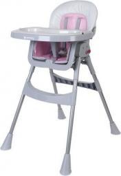 Sun Baby Krzesełko Comfort Basic - różowe
