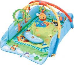 Sun Baby Mata/kojec - safari z poduszką (B05.023.1.1)