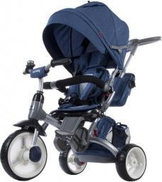 Sun Baby Rowerek trójkołowy Little Tiger - melanż niebieski (J01.007.1.8)