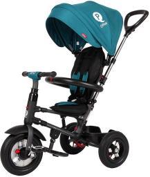 Sun Baby Rowerek trójkołowy - pompowane koła Qplay Rito - zielony (J01.014.1.1)