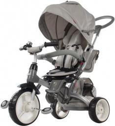 Sun Baby Rowerek trójkołowy Little Tiger - szary (J01.007.1.6)
