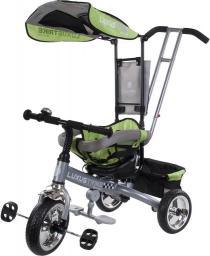 Sun Baby Rowerek trójkołowy Luxus Trike - zielony (XG18819G/Z)