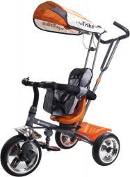 Sun Baby Rowerek trójkołowy Super Trike - pomarańczowy  (J01.004.1.4)