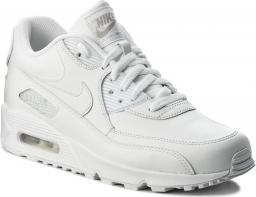 Nike Buty męskie Air Max 90 Leather białe r. 41 (302519 113) ID produktu: 4570105