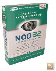 ESET NOD32 AntiVirus 1 Stanowisko 1 Rok BOX (ENA-N-1Y-1D)