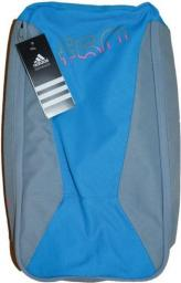 Adidas Torba sportowa Shoebag F50 Niebieska (G91484)