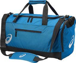 Asics Torba sportowa TR Core Holdall niebieska 45L (132076-0819)