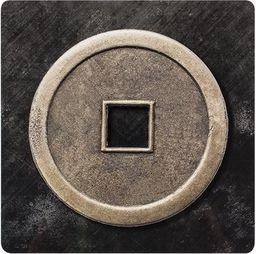 Ladelle Zestaw 4 szt. Podkładek Lucky Coin Ladelle LD-49242