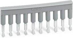 WAGO Mostek grzebieniowy 10-torowy 20A (280-490)