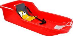 Hamax Sanki plastikowe Baby Bob czerwone (S1689)