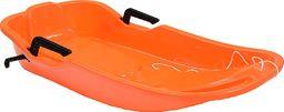 Hamax Sanki plastikowe Sno Glider z hamulcami pomarańczowe (S1681)