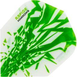 Harrows Piórka Rapide zielone 3 szt. (H0624)
