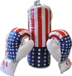 Kimet Zestaw bokserski biały