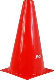 NO10 Pachołek Czerwony 23cm