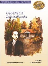 Granica (audiobook)