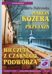 Marcin Kozera, Przyjaźń, Wilczęta. Audiobook