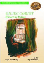 Ojciec Goriot (audiobook)