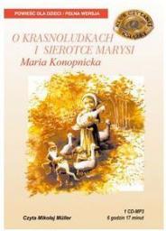 O krasnoludkach i sierotce Marysi CD Book