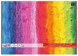 Interdruk Blok rysunkowy A3/10K barwiony w masie (10szt)
