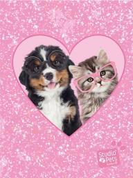 Paso Pamiętnik błyszczący Studio Pets PEN-3660 PASO