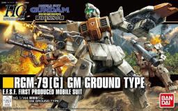 Figurka  Gundam 1/144 HG Ground Type