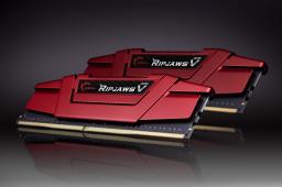 Pamięć G.Skill Ripjaws V, DDR4, 16 GB, 3600MHz, CL19 (F4-3600C19D-16GVRB)