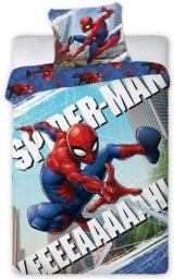 Faro Pościel Komplet Spider-Man 030 140x200+70x90