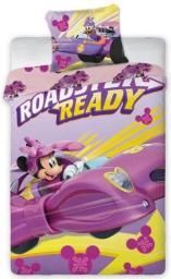 FARO Komplet pościeli Mickey Mouse 070 160x200  + 70x80 (TEKFAOPOS0161)