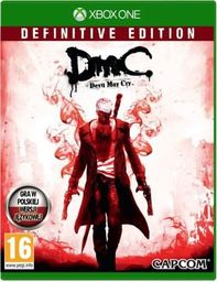 Devil may Cry Definitive Edition EN,PL