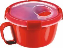 Curver Pojemnik na żywność czerwony 0.9l (232578)