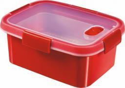 Curver Pojemnik na żywność MICRO-WAVE czerwony 1.2l (232584)