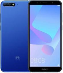 Smartfon Huawei Y6 2018 16 GB Dual SIM Niebieski  (Huawei Y6 2018 Blue)