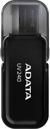 Pendrive ADATA UV240 16GB (AUV240-16G-RBK)