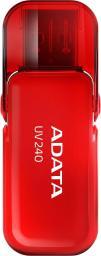 Pendrive ADATA UV240 16GB (AUV240-16G-RRD)