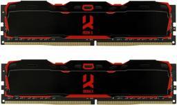 Pamięć GoodRam IRDM X, DDR4, 8 GB,3000MHz, CL16 (IR-X3000D464L16S/8GDC)