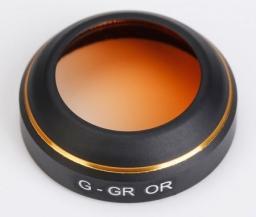 PGY Tech Filtr stopniowy czerwony do DJI Mavic Pro (PGY-MAF-014)