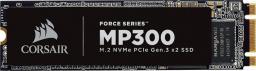 Dysk SSD Corsair Force MP300 960GB PCIe x2 NVMe (CSSD-F960GBMP300)