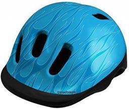 WeeRide Kask rowerowy dziecięcy niebieski